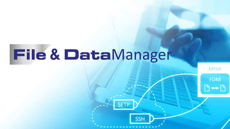 File & DataManager Dateiverarbeitung Automation