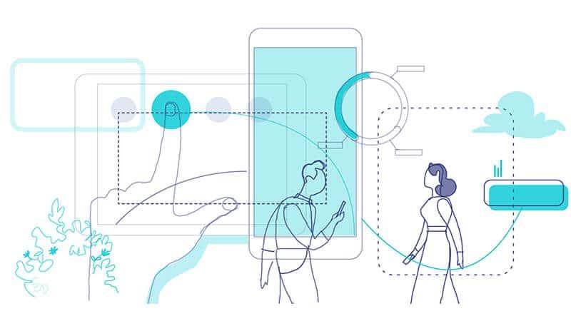 Bild über mobile Vernetzung als Zeichen für BatchMan Neuerungen und Tipps