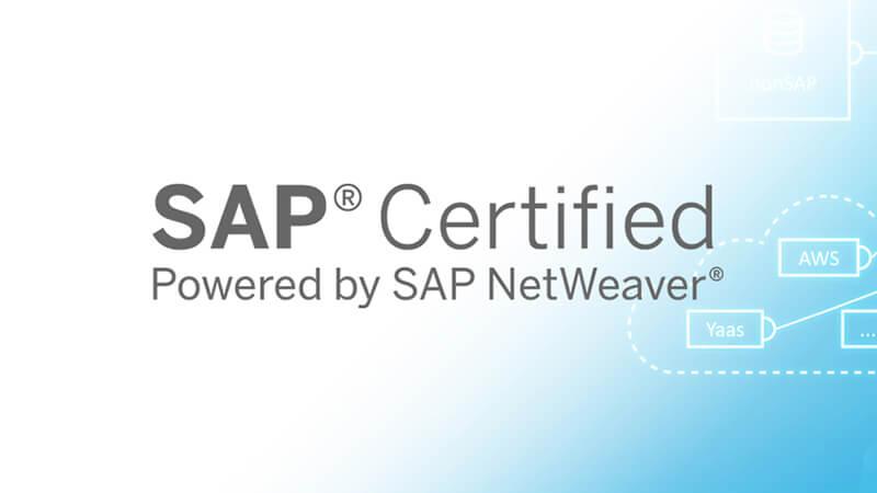 Logo von BatchMan SAP NetWeaver Zertifizierung