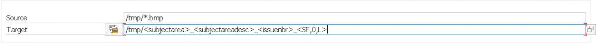 Screenshot Variablen in FDM Steps
