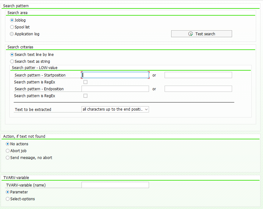Screenshot search pattern in BatchMan