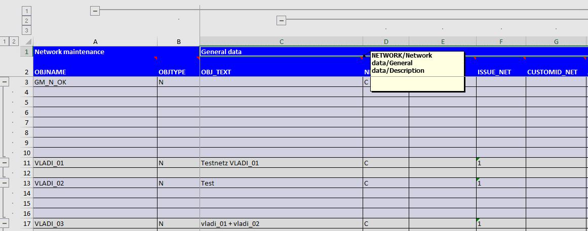Screenshot BatchMan Tooltip of field